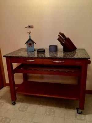 Broyhill Cherry Coffee Table
